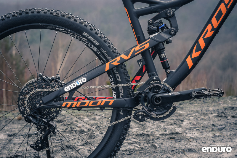 Kross Moon 2.0 2016 - wahacz RVS