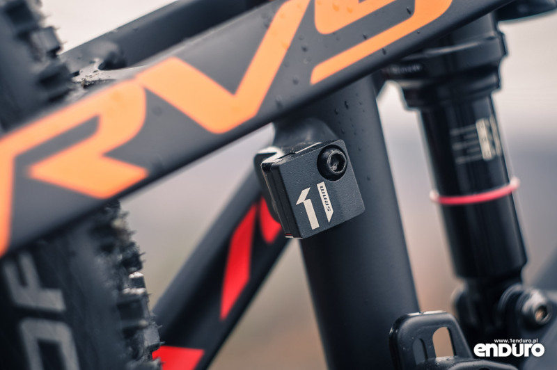Kross Moon 2.0 2016 - zaślepka Direct Mount SRAM