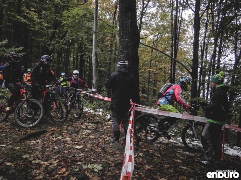 Mistrzostwa Polski Enduro MTB Series Baligród 2016