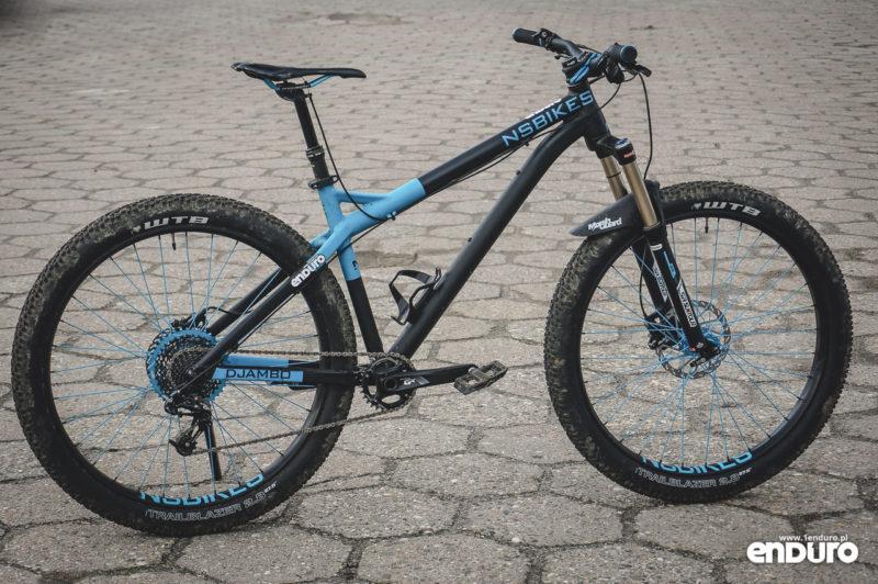 NS Bikes Eccentric Djambo - prawa