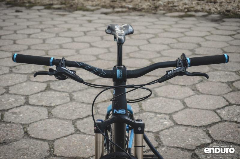 NS Bikes Eccentric Djambo - kierownica Terra