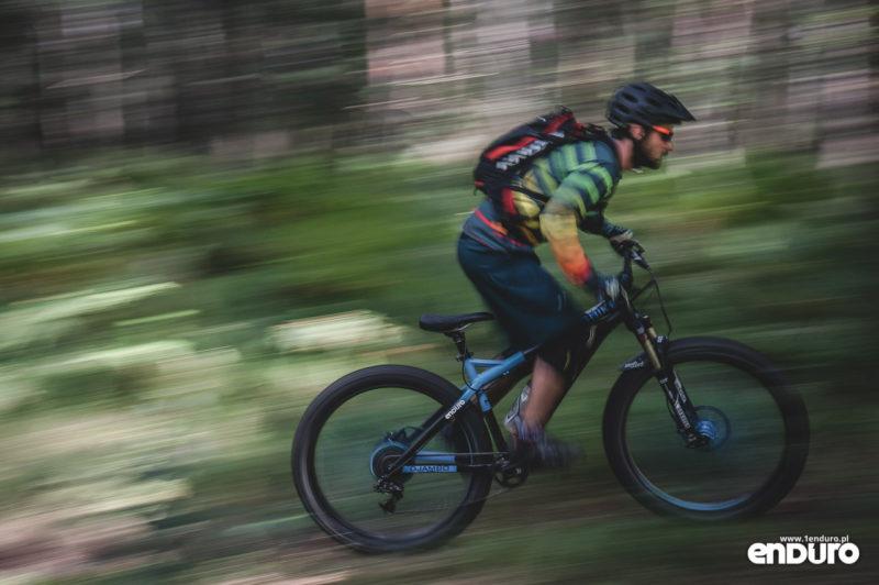 NS Bikes Eccentric Djambo - pan shot