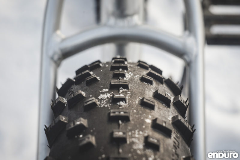 Rose The Tusker - fatbike - Schwalbe Jumbo Jim 4.0