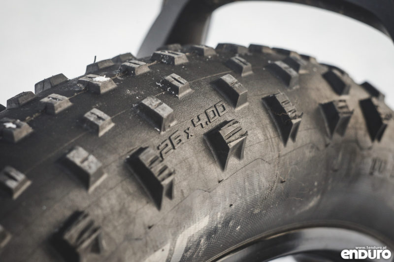 Rose The Tusker - fatbike - Schwalbe Jumbo Jim 26x4.0
