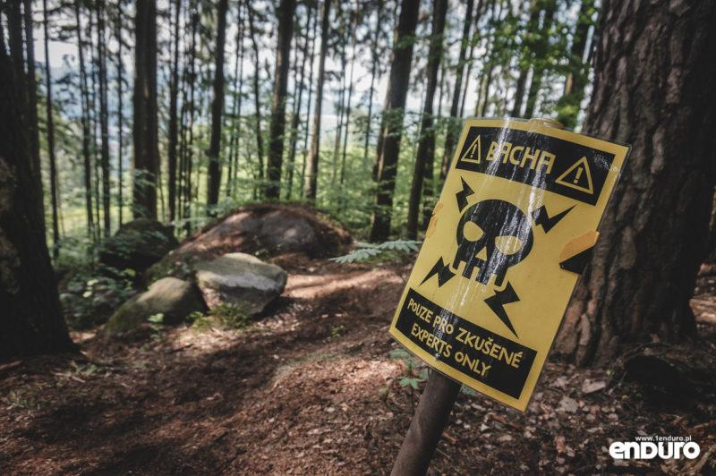 Trutnov Trails - Trail pod Jeskynkou - Bacha Whistler