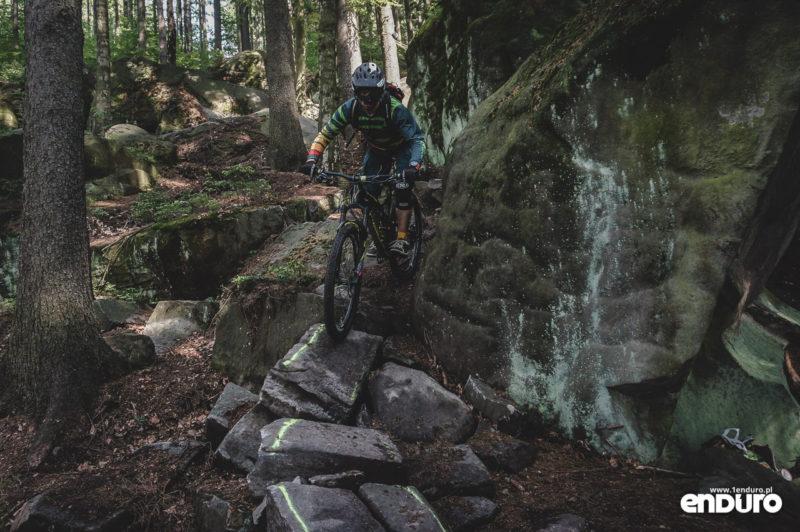 Trutnov Trails - Trail pod Jeskynkou - Whistler koniec