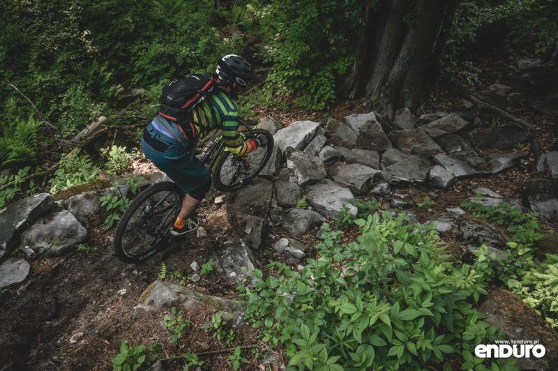 Trutnov Trails - Trail pod Jeskynkou - kamienie