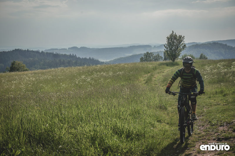 Trutnov Trails - Bunkr Trail widok