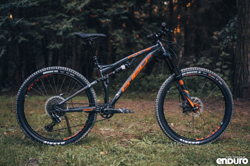 Whyte G-160 RS 2017 - bok