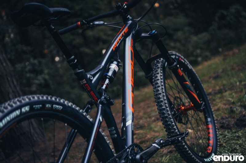 Whyte G-160 RS 2017 - rama