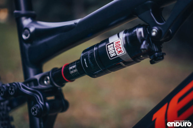 Whyte G-160 RS 2017 - Rock Shox Monarch RT3