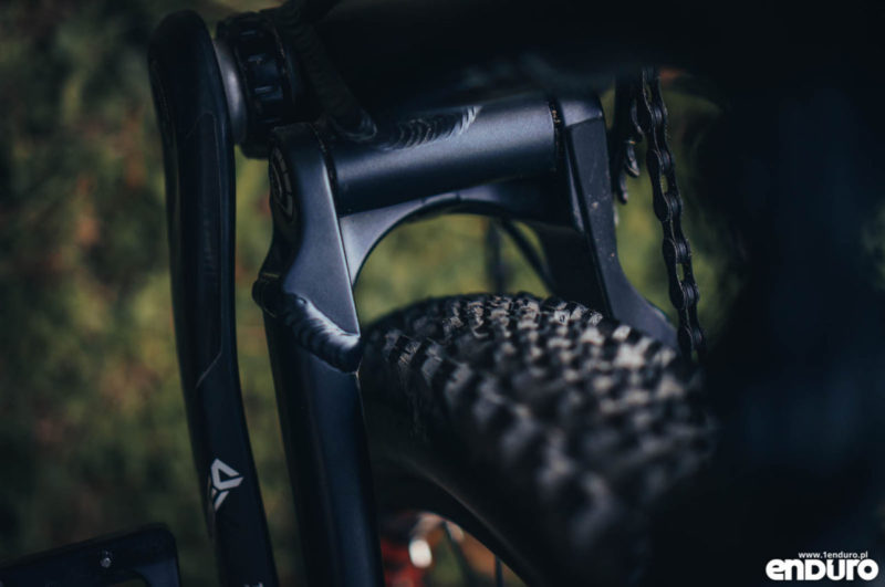 Whyte G-160 RS 2017 - mud clearance