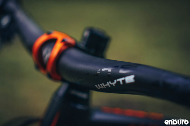 Whyte G-160 RS 2017 - kierownica 780 mm