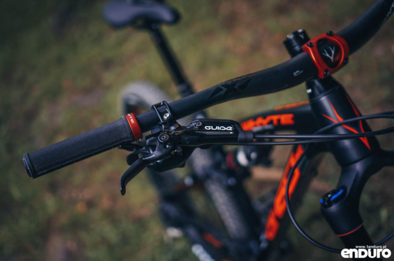 Whyte G-160 RS 2017 - SRAM Guide R