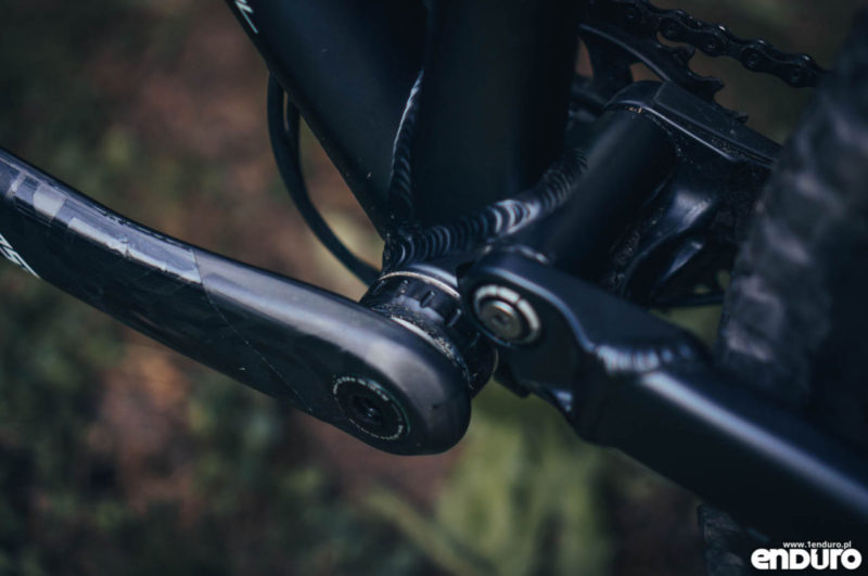 Whyte G-160 RS 2017 - suport GXP