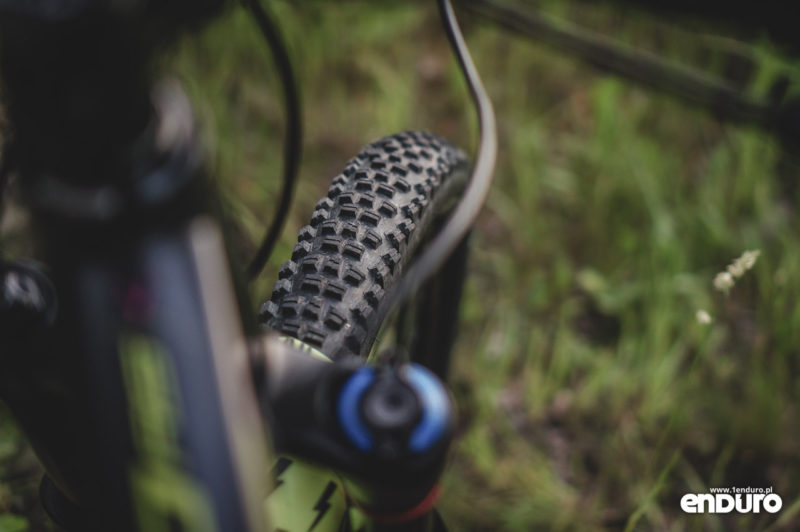 Whyte T-130 RS - WTB Trail Boss