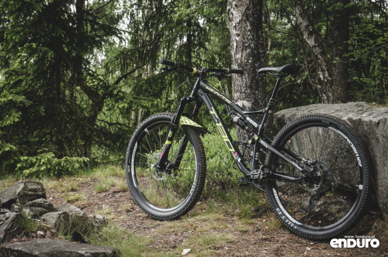 Whyte T-130 RS test - lewa
