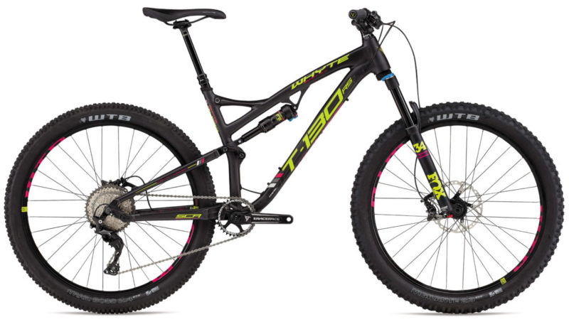 Whyte T-130 RS 2017