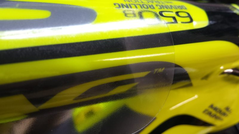Prezent dla rowerzysty: folia ochronna na ramę rowerową
