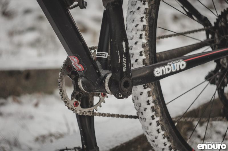 Przygotowanie roweru do zimy - łożyska
