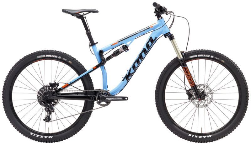 Kona Precept 150 2017 - rower enduro do 8500 zł