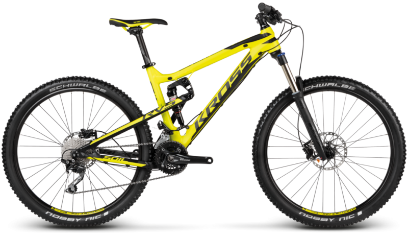 Kross Soil 1.0 2017 - rower trail do 8000 zł