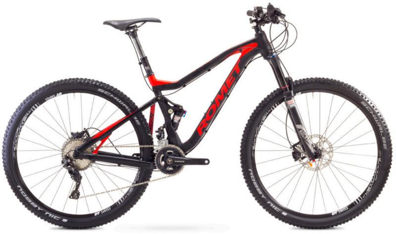 Romet Key 2 2017 - rower trail do 9000 zł