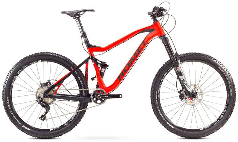 Romet Tool 2 2017 - rower enduro do 9000 zł