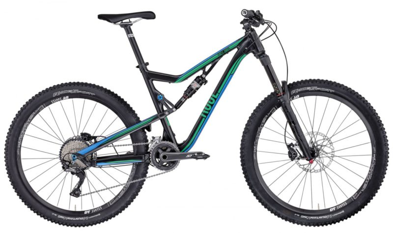 Rose Uncle Jimbo 1 2017 - rower enduro do 9000 zł