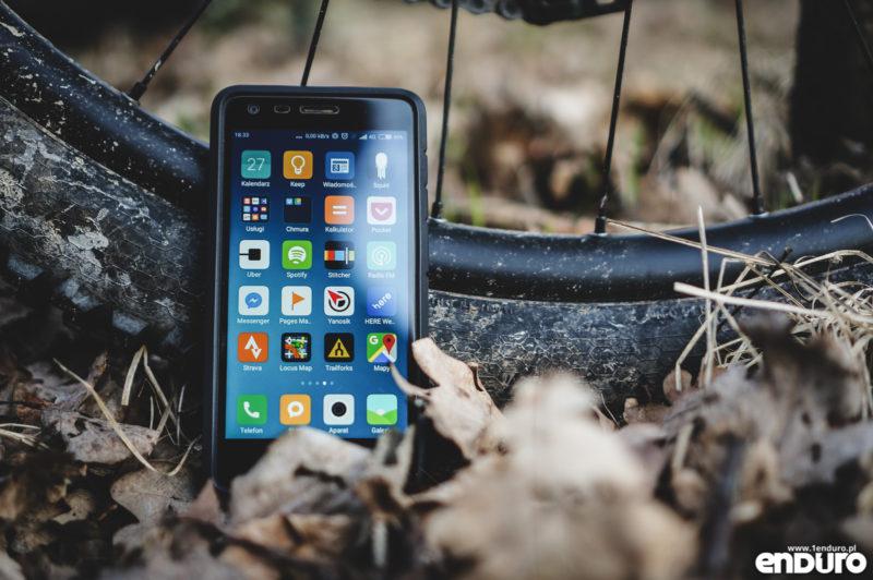 Aplikacje rowerowe na smartfona - Android