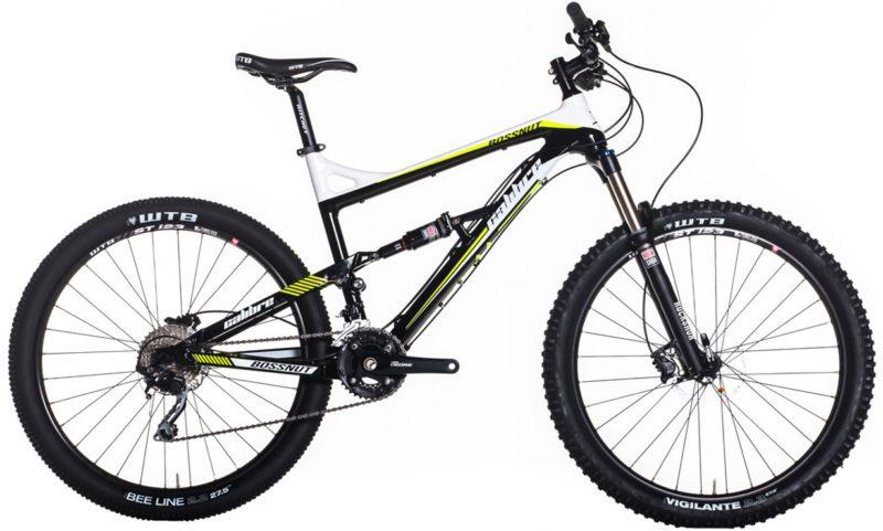 Calibre Bossnut - rower trail do 5000 zł