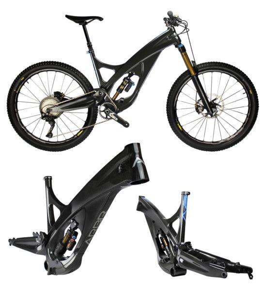 Rower dla bogaczy: ARBR Saker