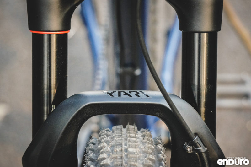 Kross Grist 2.0 2017 - Rock Shox Yari Boost