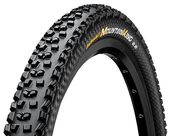 Opony enduro: Continental Mountain King 2