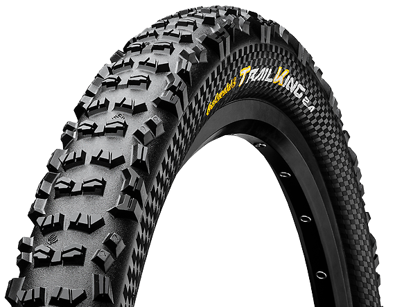 Opony enduro: Continental Trail King