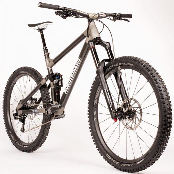 Rower dla bogaczy: Zerode Taniwha