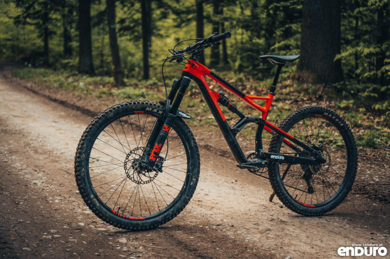 Test Cannondale Jekyll Carbon 3 2018