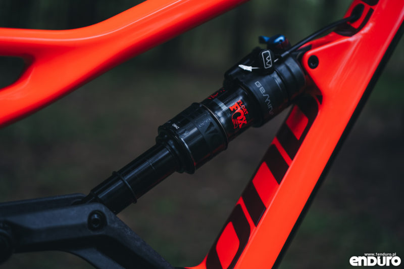 Cannondale Jekyll Carbon 3 2018 - damper Fox Float DPS EVOL Gemini
