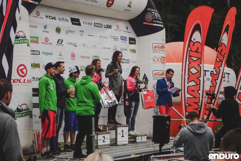 Kellys Enduro MTB Series Srebrna Gora 2017 - wyniki