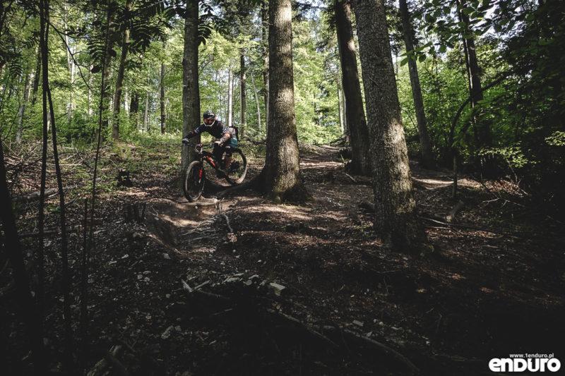 Enduro Trails Bielsko Biała Dębowiec