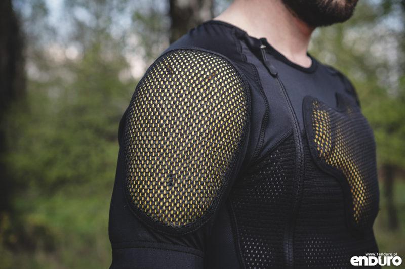 Lekka zbroja X-Factor Duro - koszulka z ochraniaczami