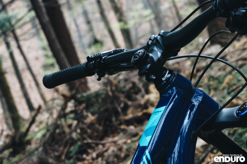 Test Kross Grist 2.0 2017 - manetka RS Reverb