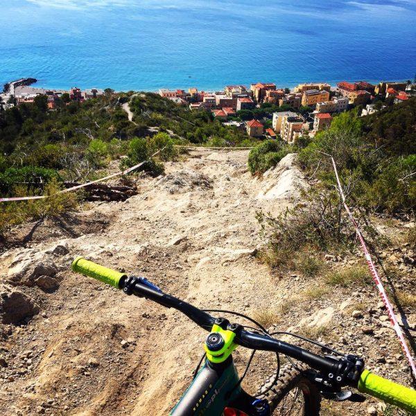 Finale Ligure - trasa enduro MTB
