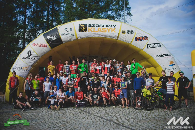 Kellys Enduro MTB Series Szklarska Poręba 2017 - wyniki