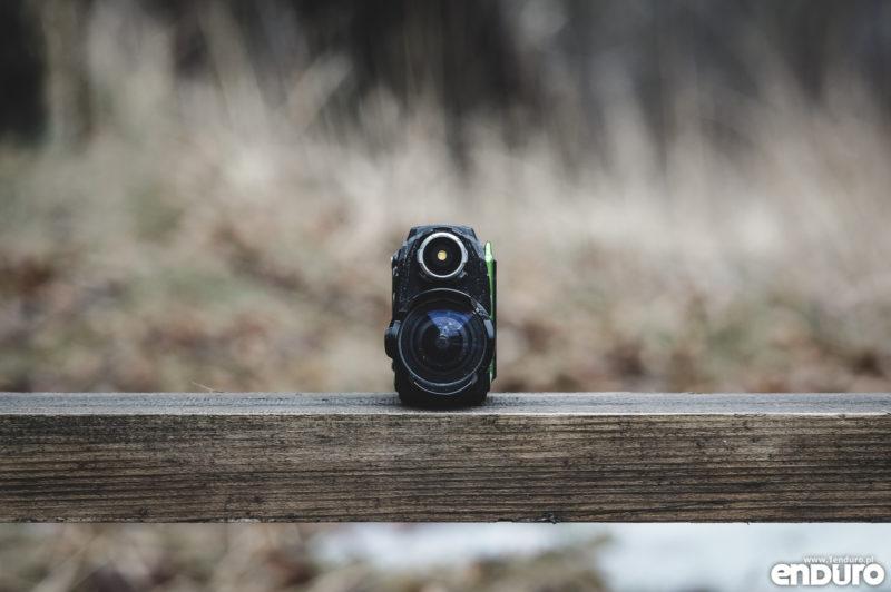 Jaki aparat na rower - kamera sportowa