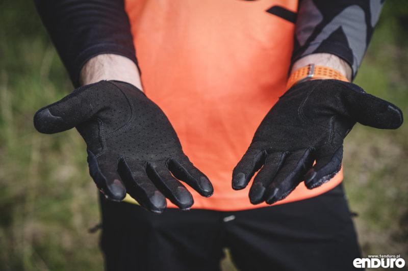 Kross Race Long - rękawiczki test
