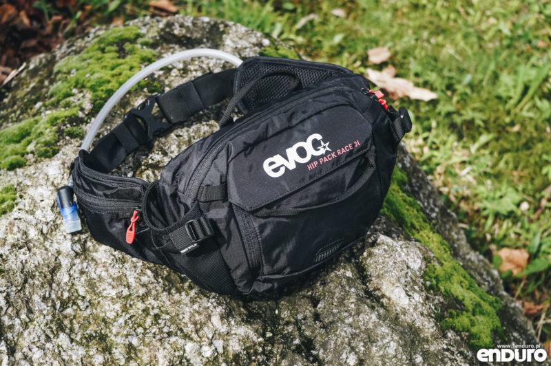 Plecak czy nerka w enduro - Evoc