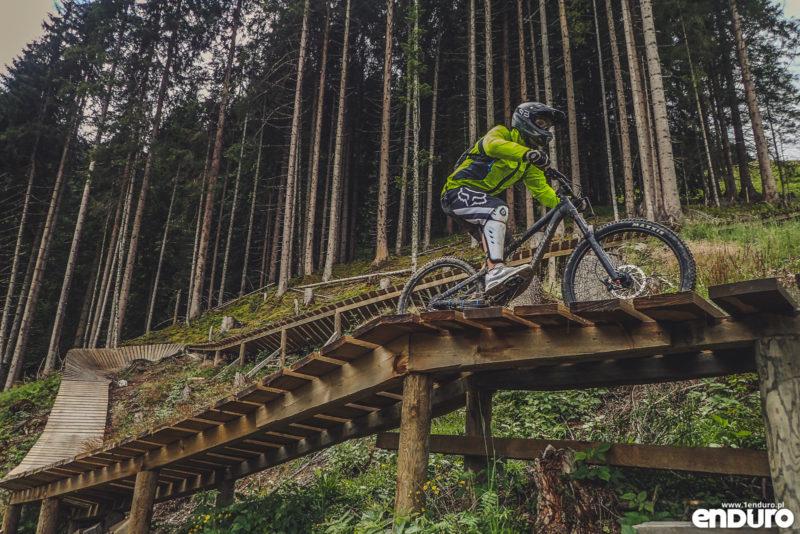 Bikepark Saalbach Hinterglemm Austria