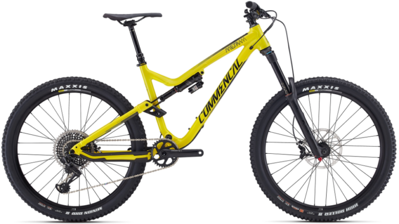 Commencal Meta AM V4.2 2017