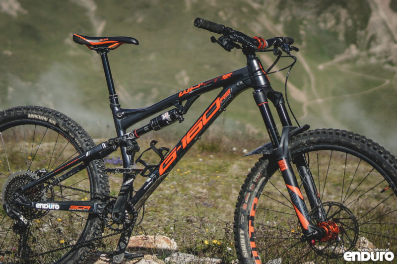 Test Whyte G-160 RS 2017